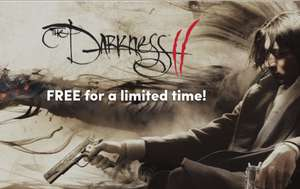 The Darkness 2 free on Steam  @ humblebundle