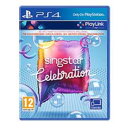 [PS4] Singstar Celebration - £4.85 - Shopto