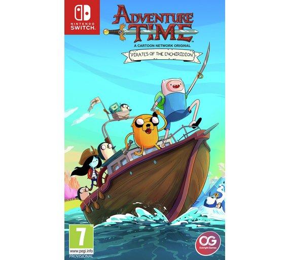Adventure Time Pirates Of Enchiridion Nintendo switch game £25.99 @ Argos