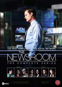 HBO's The Newsroom Complete Box set DVD £14.99 @ Coolshop