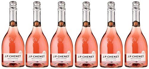JP Chenet Light Sparkling Rose 75 cl (Case of 6) - delivered £21.00 @ Amazon