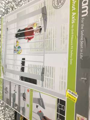 Lindam Safety Gate Morrisons Walsall instore £7.99