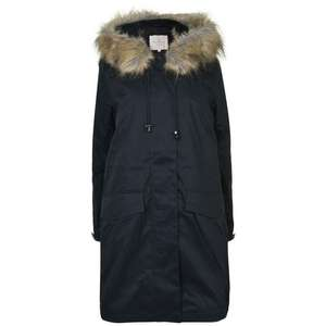 Cocoon parka from French Connection £75 @ USC