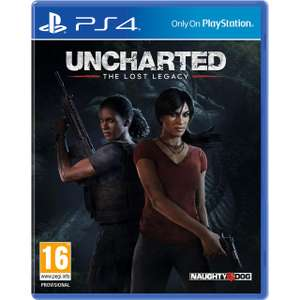 Uncharted: The Lost Legacy £13.00 @ AO