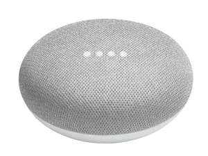 Google Home Mini Smart Speaker - Chalk / Charcoal / Coral £34.00 @AO.COM / GoogleStore / Very.co.uk + Free UK Delivery with all