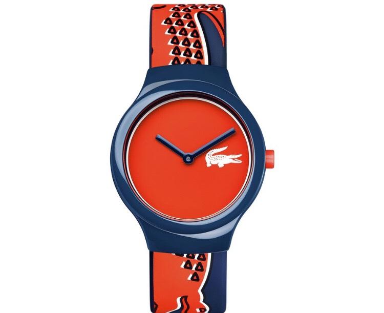 Lacoste unisex goa silicone strap watch £21.99 @ Argos