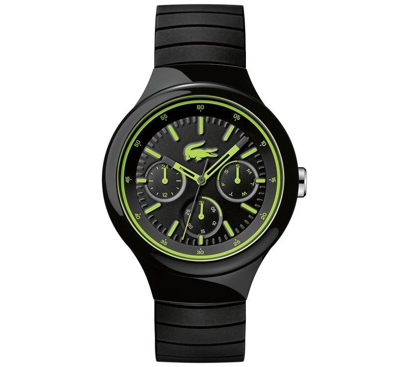 Lacoste men's Borneo silicone strap watch £38.99 @ Argos