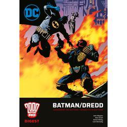 2000AD Digest: Batman/Dredd (Signed by Artist Simon Bisley) Graphic Novel £6.99 @ Forbidden Planet