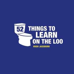 52 things to learn on the loo  Hardcover book £5.07 Prime £7.06 Non Prime @ Amazon