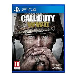 Call of Duty: WWII PS4 & Xbox £32 @ Amazon