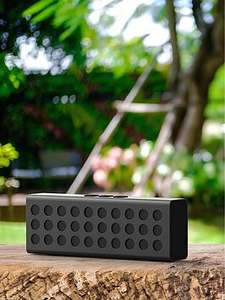 i-box Aluminium 4W rechargeable Bluetooth Speaker was £44.99 now £15.99 @ Very