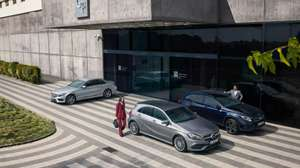 Mercedes-Benz Fleet & Business 48 Hour Test Drive.