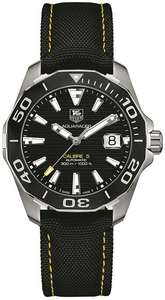 Men's Tag Heuer Aquaracer 41mm Calibre 5 Automatic Ceramic £1295 @ Goldsmiths