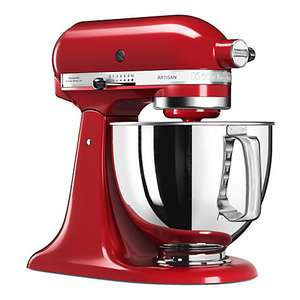Kitchenaid Artisan 4.8L on sale - Best price on the market £349 @ John Lewis