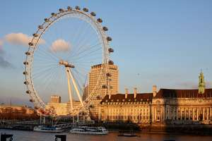 5 London Merlin attractions + River Cruise £60 @ TimeOut
