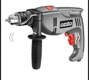 Ozito Hammer Drill 710W (3 year guarantee) - £29.99 @ Homebase