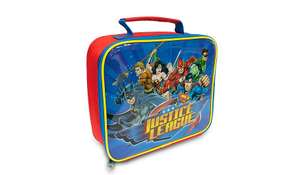 DC Comics Justice league insulated lunch bag £6 @ Asda