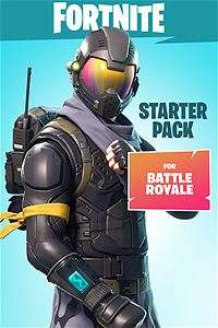 [Xbox One/PS4/PC] Fortnite Battle Royale - Starter Pack - £3.19 - Xbox Store/PSN