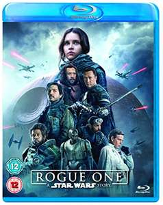 Rogue One: A Star Wars Story Blu-ray £9.99 delivered with Prime / £11.98 non prime