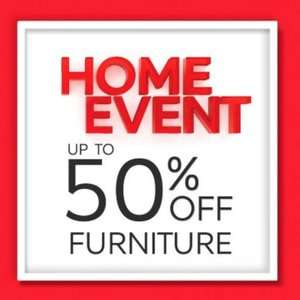Up to 50% off in the M&S Home Event @ M&S