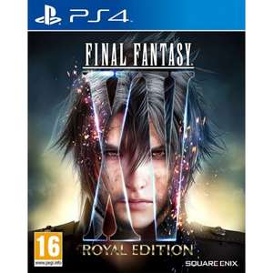 Final Fantasy XV Royal Edition (PS4/Xbox One) £19.95 Delivered @ The Game Collection
