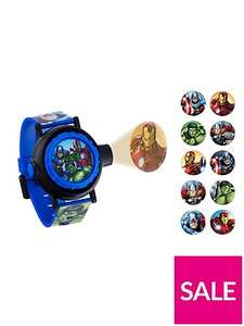 Avengers childrens projector watch £9 @ Very