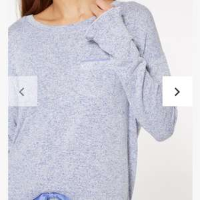 Ruffle Cuff Pyjama Top £9 @ TU clothing - £3 c&c