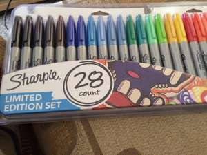 Sharpie Limited Edition Set £5.25 at Tesco instore