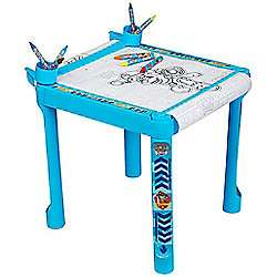 Paw Patrol Colouring Table Catalogue Number: £13 delivered at Tesco Sold by The Entertainer