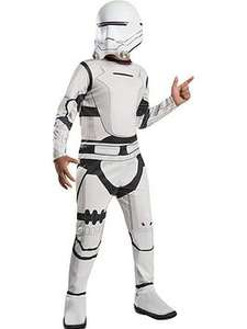 Star Wars childrens costume & mask, S 3-4, M 5-7, L 8-10 years £13.19 @ Very