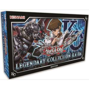 You-Gi-Oh! Legendary Collection Kaiba £19.99 at 365games