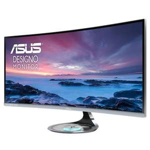 ASUS MX34VQ Curved widescreen monitor 100hz 3440x1440 - £649.97 at Amazon