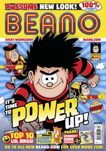DC Thomson Beano Offer 12 magazines £12 at dcthomsonshop