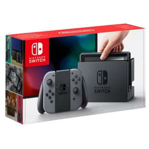 Nintendo switch console (Grey + Neon) £249.95 @ TheGameCollection (free delivery)