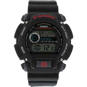 Casio Mens G-Shock Watch DW-9052-1VER, £39 at WATCHES2U