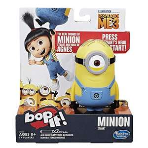 Bop It! Despicable Me 3 £6.60 @ The entertainer free C&C with £10 / £3.99 P&P