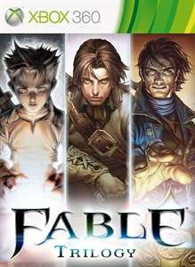 Fable Trilogy Xbox 360/Xbox One BC £11.24 with Gold, £15.74 without at Xbox.com Store