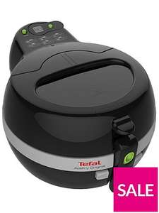 Tefal ActiFry 1400w Black £79.99 C&C With Code (MJWTA) at Very.co.uk