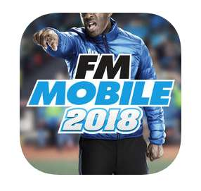 Football Manager 2018 £3.99 on IOS/Amazon app store