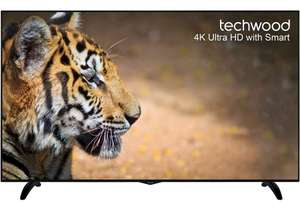 Techwood 65AO6USB  65inch 4K TV £599  @ AO eBay
