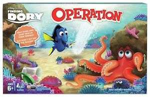 Hasbro Finding Dory Operation £6.99 Del @ Argos eBay