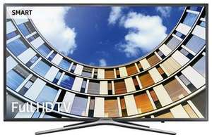 "Samsung 49"" Full HD Smart TV, Freeview HD  (Model UE49M5520AKXXU) £399 from CPC"