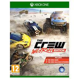 The Crew: Wild Run Edition (pre-owned) - Xbox One @ GAME - £4.99
