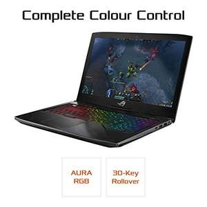 Asus i5 1060 6GB laptop with 120hz screen! £899 @ Amazon