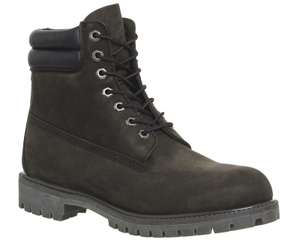 Timberland 6 Inch Double Collar Boots Medium Brown £80 - Free c&c @ Office