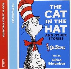 The Cat in the Hat and Other Stories (Dr Seuss) Audio CD – Audiobook, CD £4.79 prime / £7.78 non prime @ Amazon