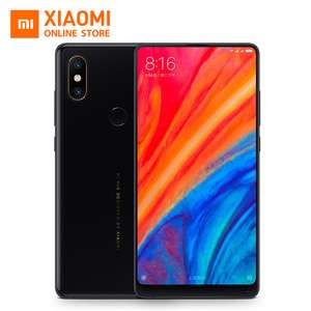 NEW Xiaomi Mi Mix 2S £442.31 @ Aliexpress