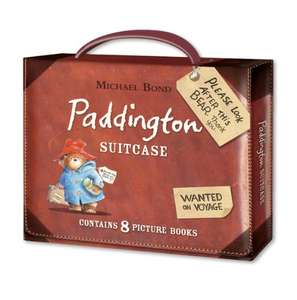 Paddington Suitcase (Eight book set) (Paddington Bear) £10.19 delivered @ Amazon