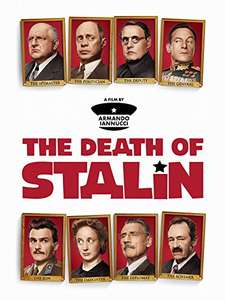Death of Stalin - £1.99 HD Movie Rental - iTunes / Amazon Instant Video - £1.99