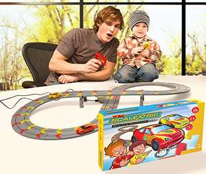 Micro Scalextric 1:64 Scale My First Racing Set - £29.99 @ Amazon